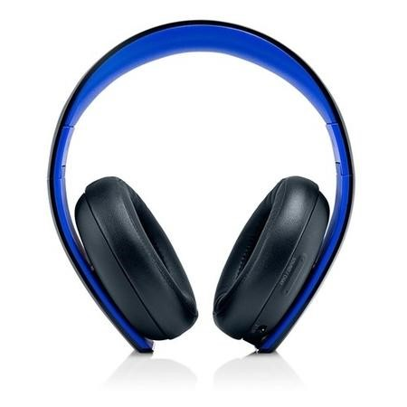2.0 Wireless Headset for Sony PS4 in Black
