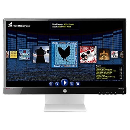 "A1 Refurbished Hewlett Packard HP ENVY 23"" VGA HDMI Monitor"
