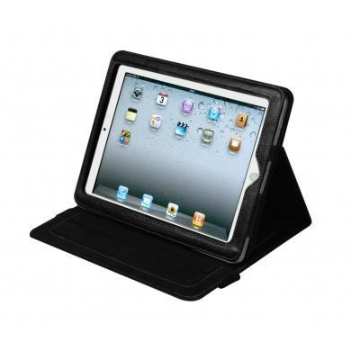 Port Designs Bergame II Portfolio Case for iPad 2 & iPad 3 - Black