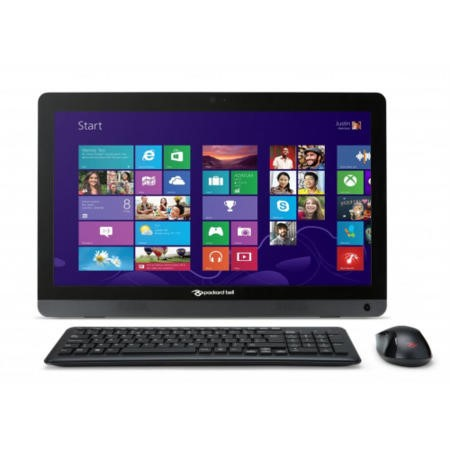 "A1 Refurbished Packard Bell S3280 AMD A4 6210 4GB 1TB 19.5"" Windows 8.1 All In One"