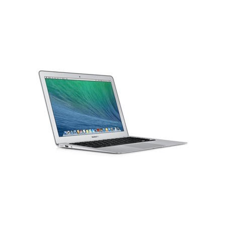 "Refurbished A2 APPLE MacBook Air Silver - 4th Gen Core i5 1.3GHz/2.6GHz/3MB 4GB LPDDR3 8GB 128GB SSD 11.6"" HD LED Mac OS X 10.8 Mountain Lion NO-OD Intel HD 5000 webcam BT 4.0 2xUSB 3.0 TBOLT BK 3MT"