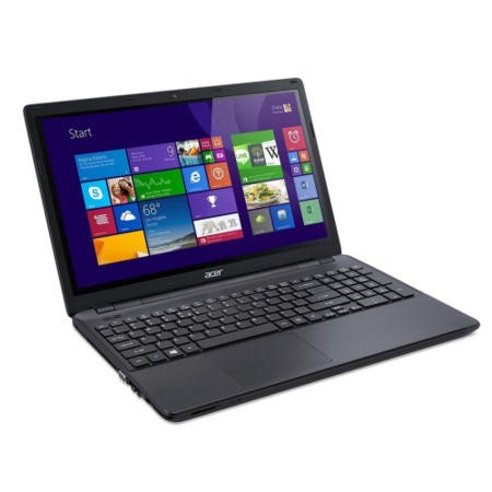 A1 Refurbished Acer Aspire E5-571 4th Gen Core i7 8GB 1TB Windows 8.1 Laptop in Black