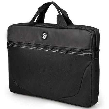 "Port Designs Liberty III Messenger Bag for upto 15.6"" Laptops in Black"