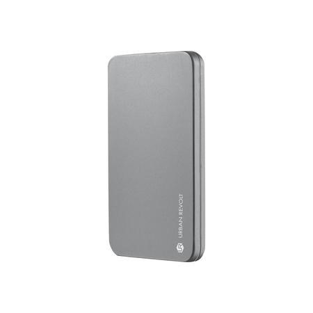 Trust PowerBank 1800T Ultra-thin Portable Charger - Silver