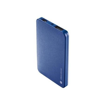 Trust PowerBank 1800T 1800mAh Ultra-Thin Portable Charger - Blue