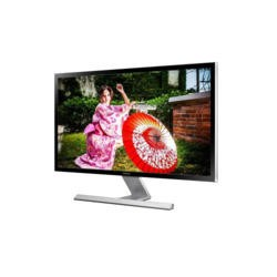 "GRADE A1 - As new but box opened - Samsung U24E590D 590E HDMI x2 Display Port 16_9 4ms UHD 23.5"" Monitor"