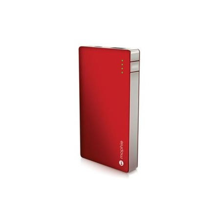 Mophie Juice Pack Universal Powerstation 2nd Generation for USB Smarthphones and Tablets - Red