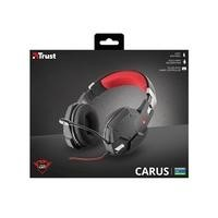 Trust 20408 GXT 322 Carua Gaming Black Headset