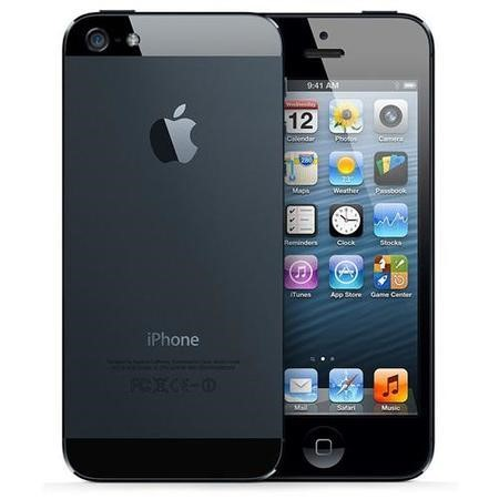 Apple MD297B/A iPhone 5 16GB Black Sim Free Mobile Phone