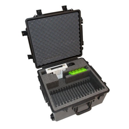 Lock N Charge iQ Travel Casse for 20 iPads
