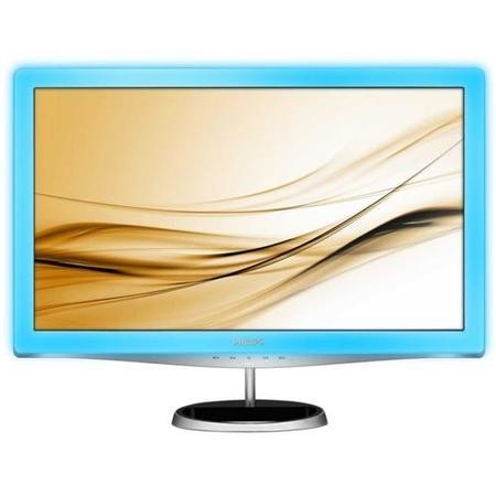 "Phillips 248X3LFHSB LightFrame 2 24"" HD Ready LCD Monitor with LED Backlight 2 x HDMI Monitor"