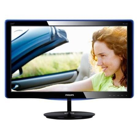 "Philips 237E3 23"" LED 1920x1080  VGA DVI Black"