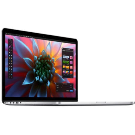 Apple MacBook Pro Core i7 16GB 256GB SSD 15.4 Inch Retina Display OS X 10.12 Sierra Laptop - Silver