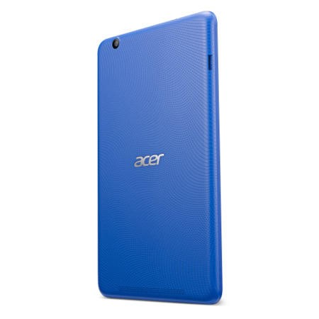 "Refurbished Acer Iconia One 8"" 16GB Tablet in Blue & White"