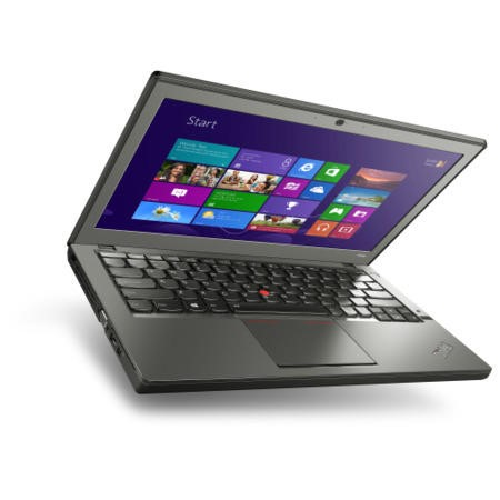 "GRADE A1 - As new but box opened - Lenovo ThinkPad X240 Core i3-4010U 1.7GHz  4GB 500GB + 16GB 12.5"" Windows 7/8 Professional Ultrabook"