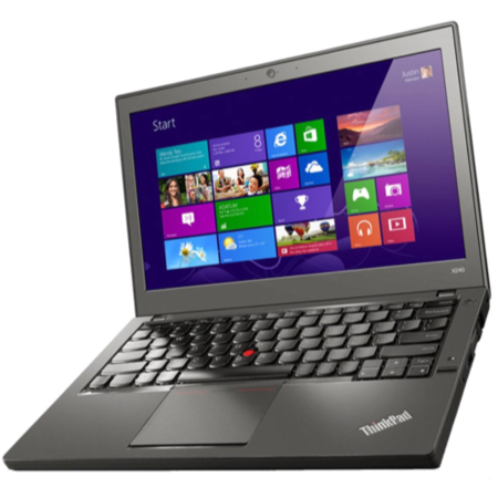 Lenovo ThinkPad X240 Core i7 8GB 256GB SSD 12.5 inch Windows 7 Pro / Windows 8.1 Pro Ultrabook