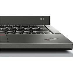 Lenovo X240 Core i3-4030U 4GB 500GB + 8GB SSD Windows 7 Professional  Laptop