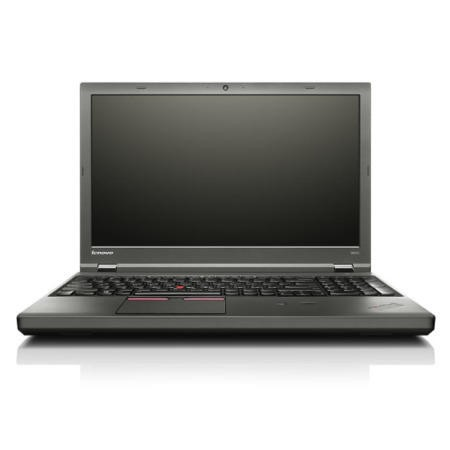 "Lenovo W541 Core i7-4810MQ 8GB 256SSD NVIDIA Quadro 2100M Graphics 2GB 15.6"" Windows 7/8.1 Professional Laptop"