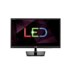 "LG 20"" Black Bezel LED/TFT Monitor 1600 x 900 16_9 VESA 75x75"
