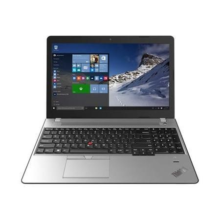 77498253/1/20H500BCUK GRADE A1 - Lenovo ThinkPad E570 Core i5-7200 8GB 256GB SSD DVD-RW 15.6 Inch Windows 10 Laptop