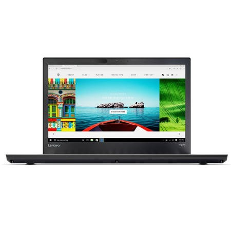 20HD000EUK Lenovo T470 Core i7-7500U 8GB 256GB SSD 14 Inch Windows 10 Professional Laptop
