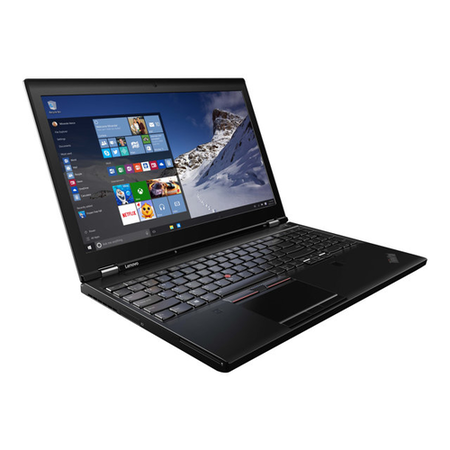 Lenovo ThinkPad P51 Xeon E3 1535M 32GB 1TB Quadro M2200M 15.6 Inch Windows 10 Pro laptop