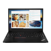 Lenovo ThinkPad E585 20KV Ryzen 7 2700U 8GB 256GB SSD 15.6 Inch Windows 10 Pro Laptop