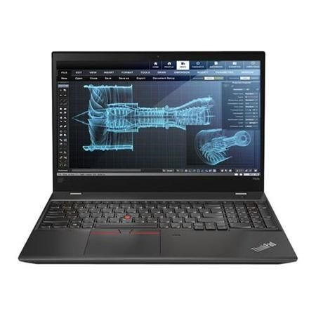 20LB000AUK Lenovo ThinkPad P52 Core i7 8550U 16GB 256GB SSD 15.6 Inch Windows 10 Pro Laptop