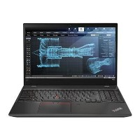 Refurbished Lenovo ThinkPad P52 Core i5-8350U 8GB 512GB P520 Quadro 15.6 Inch Windows 10 Pro Workstation Laptop - Italian Keyboard & Plug