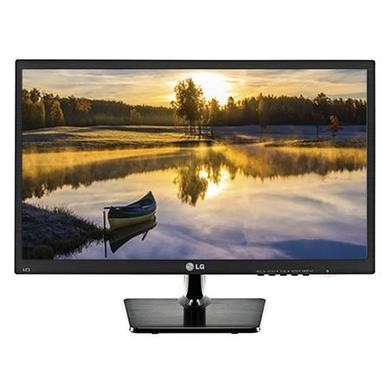 "LG 24"" LED Monitor 1920 x 1080 16_9 HDMI and D-Sub"
