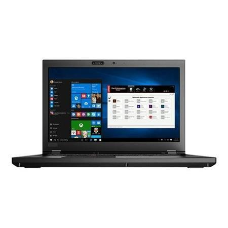 Lenovo ThinkPad P52 Core i7-8850H 16GB 512GB 15.6 Inch Windows 10 laptop