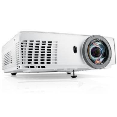 Dell S320 Short throw Projector XGA 1024 X 768 2200_1 3000 ANSI Lumens