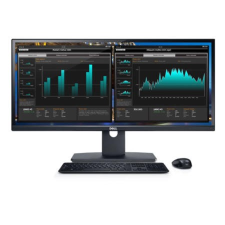 "Dell 29"" UltraSharp U2913WM Full HD Ultrawide Monitor"