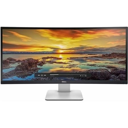 "210-ADYO Dell U3415W 34"" IPS HDMI QHD UltraWide Curved Monitor"