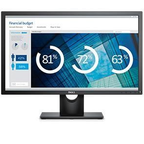 "Dell E2416H 1920x1080 VGA DisplayPort 16_9 24"" Monitor"