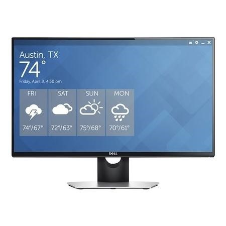 "Dell 27"" SE2716H Full HD Curved Monitor"