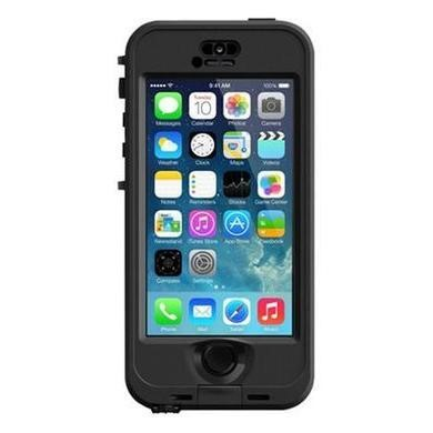 Lifeproof iPhone 5/5s nuud Case - Black
