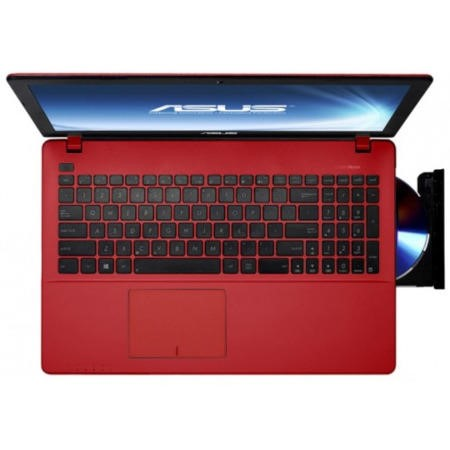 A1 Refurbished Asus X550CA Intel Celeron 1007U 6GB 1TB DVDSM Windows 8 Laptop in Red