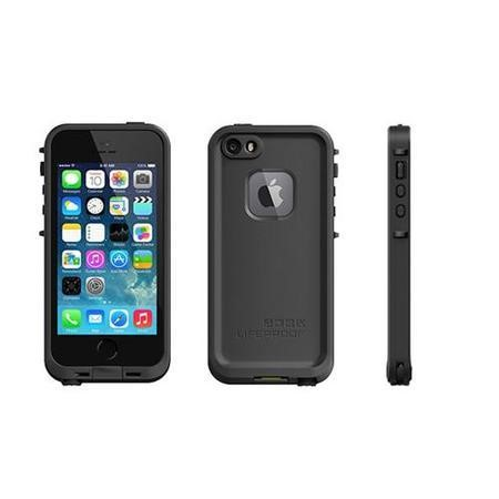 Lifeproof iPhone 5/5s Fre Case - Black