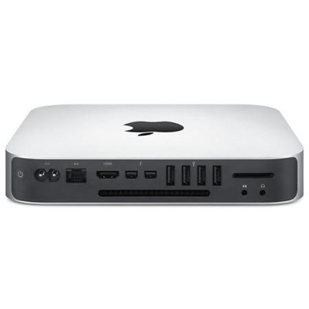 Refurbished Apple Mac Mini Desktop Core i5 4GB 500GB OS X Yosemite