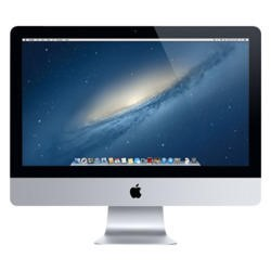 "A2 APPLE iMac AIO Quad Core i5 3.4GHz 8GB 1TB 27"" Nvidia GeForce GTX 775M 2GB Multi CR Apple KB/M MOS X ML USB 3.0 Thunderbolt 2560x1440 Gloss LED Backlit Facetime HD Webcamera WLAN"