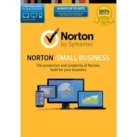 Norton Small Business 1.0 EN 1 User 20 Devices - Electronic Download