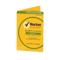 Norton Security Standard 3.0 - 1 User 1 Device 12 Months