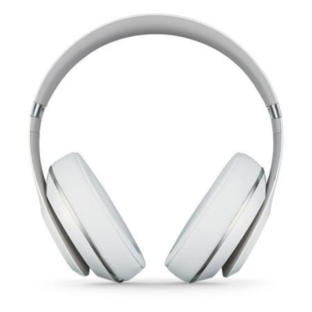 Refurbished Beats Studio 2.0 Wireless Over-Ear Headphones - White