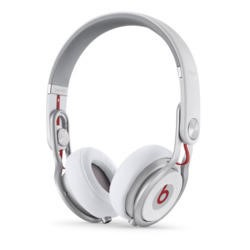 Beats Mixr On-Ear Headphones -White