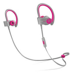 Beats Powerbeats 2 Wireless - Pink/Grey