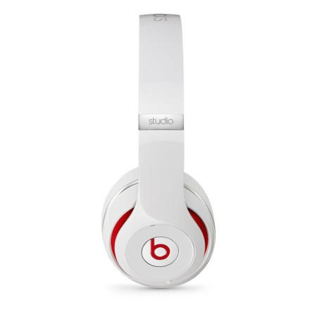 GRADE A1 - As new but box opened - Beats Studio Wireless Over-Ear Headphones - White