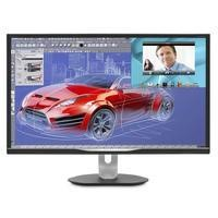 Philips 32 inch LCD Monitor 2560 x 1440 Height Adjustable HDMI USB VGA