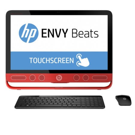 "A1 Refurbished Hewlett Packard Envy G9B68EA 23"" LED Core i5-4590T 8GB 1TB Windows 8.1 All In One PC With Beats Audio"