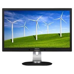 Philips 27 Inch LED-backlit LCD Monitor 2560 x 1440 Height Adjustable DVI-D VGA_sDisplayPort and MHL-HDMI  Monitor